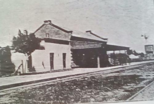 Estacion Polvaredas